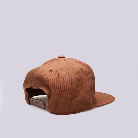 коричневую  кепка skills 4 Skills 04-brown - цена, описание, фото 3