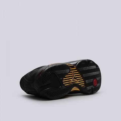 мужские белые, чёрные, золотые  кроссовки jordan dmp pack 897563-900 - цена, описание, фото 10