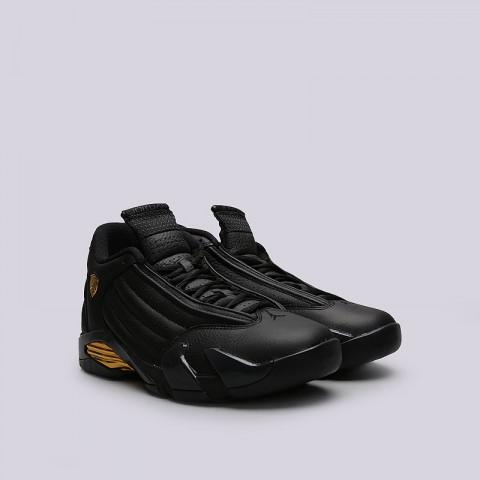 мужские белые, чёрные, золотые  кроссовки jordan dmp pack 897563-900 - цена, описание, фото 8