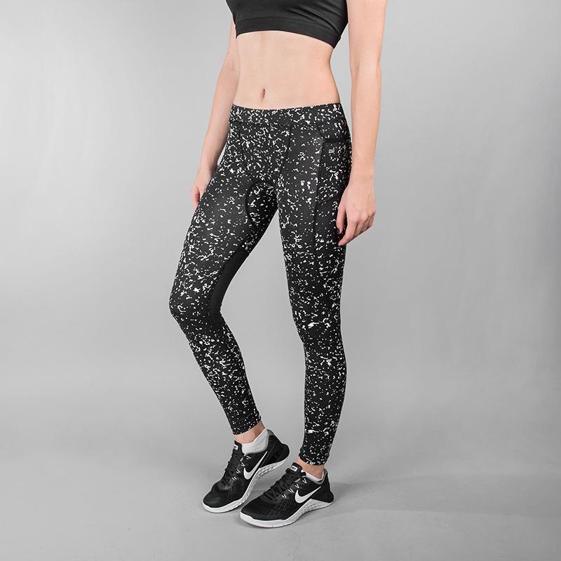 Тайтсы K1x wmns Core Practise Tights SpeckleБрюки и джинсы<br>Нейлон, эластан, полиэстер<br><br>Цвет: Черный<br>Размеры US: S;M;L;XL;2XL<br>Пол: Женский