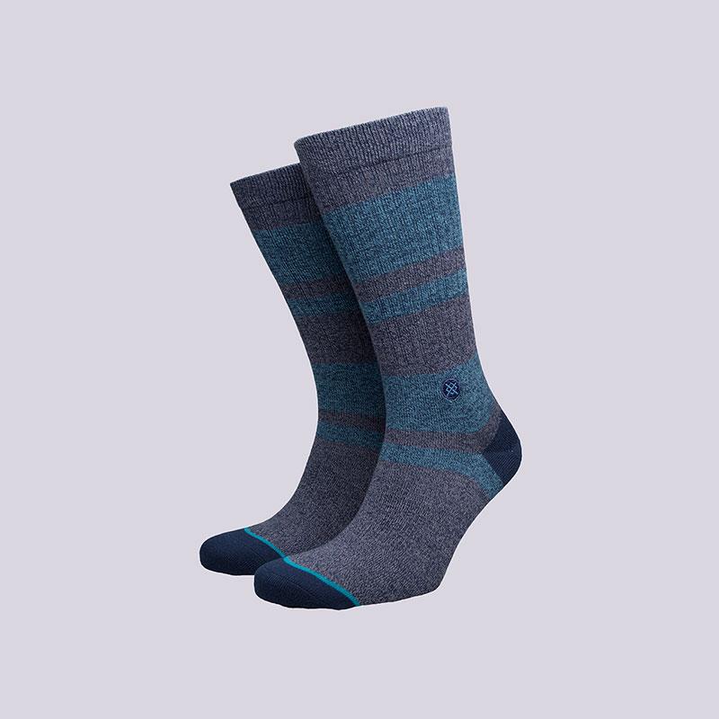 Носки Stance El CapНоски<br>Хлопок, эластан<br><br>Цвет: Синий<br>Размеры : L<br>Пол: Мужской