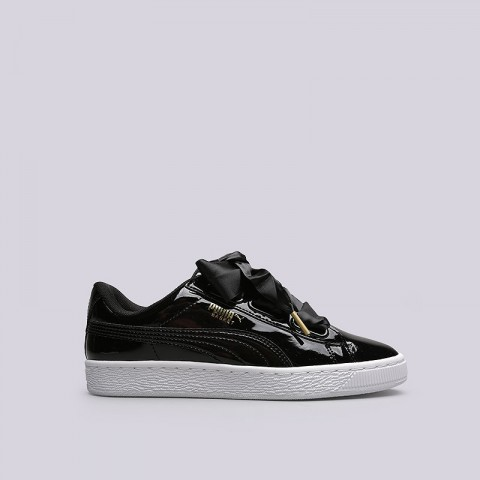 Кроссовки Puma Basket Heart Patent Wn's