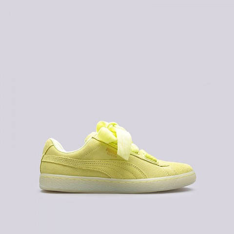 Кроссовки Puma Suede Heart Reset Wn's