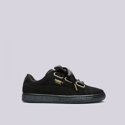 Кроссовки Puma Suede Heart Satin Wn`s