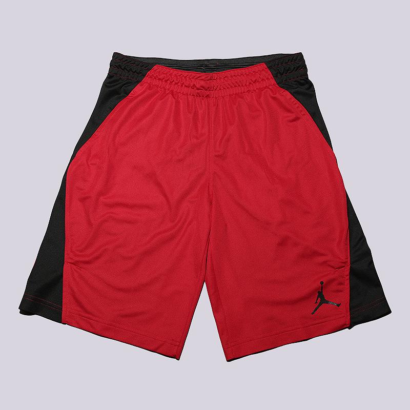 Шорты Jordan Flight Basketball ShortШорты<br>100% полиэстер<br><br>Цвет: Черный, красный<br>Размеры US: S<br>Пол: Мужской
