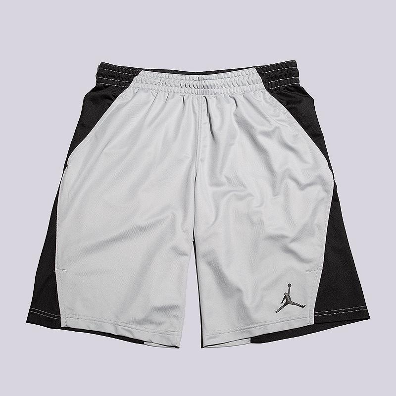 Шорты Jordan Flight Basketball ShortШорты<br>100% полиэстер<br><br>Цвет: Черный, серый<br>Размеры US: S;M;L;XL;2XL<br>Пол: Мужской