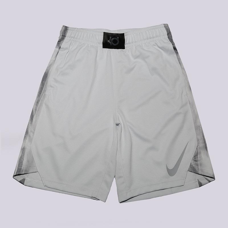 Шорты Nike KD EliteШорты<br>100% полиэстер<br><br>Цвет: Серый<br>Размеры US: S;M;L;2XL<br>Пол: Мужской