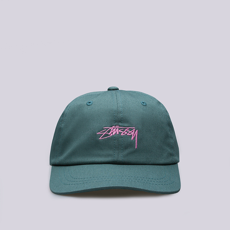 ке-пка-stussy-smooth-stock-low-cap
