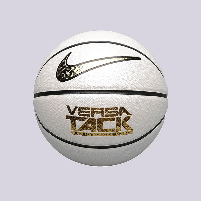 Мяч Nike Versa TackМячи<br>Резина, синтетическая кожа<br><br>Цвет: Белый<br>Размеры US: 7