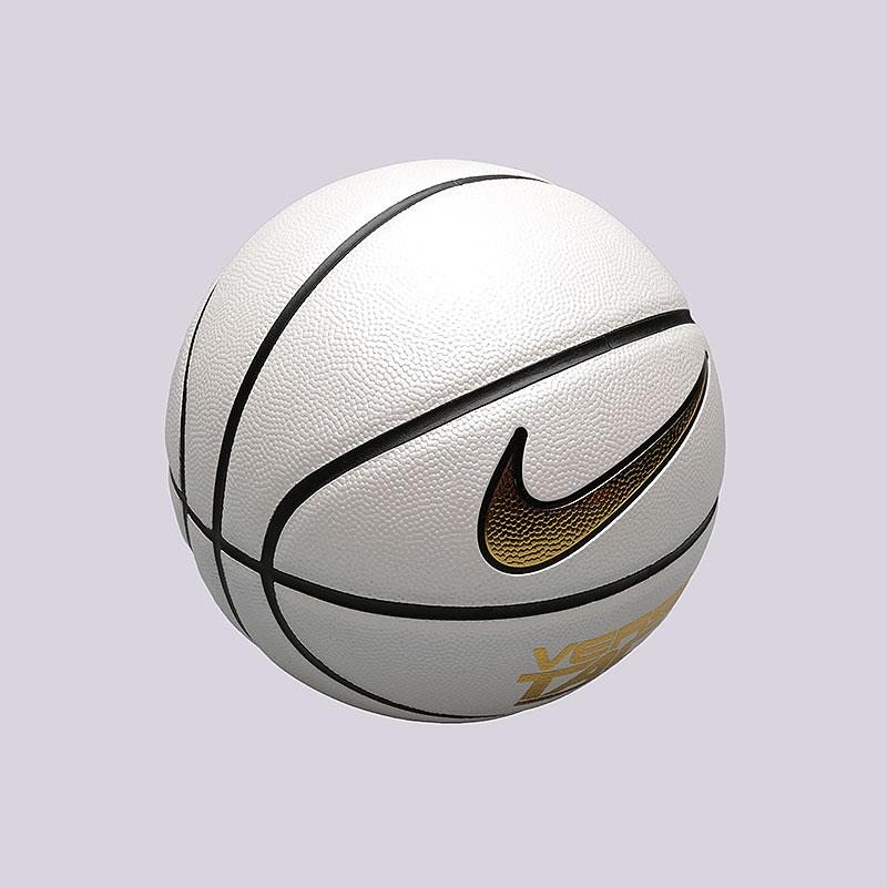 Купить белый  мяч nike versa tack в магазинах Streetball изображение - 2 картинки