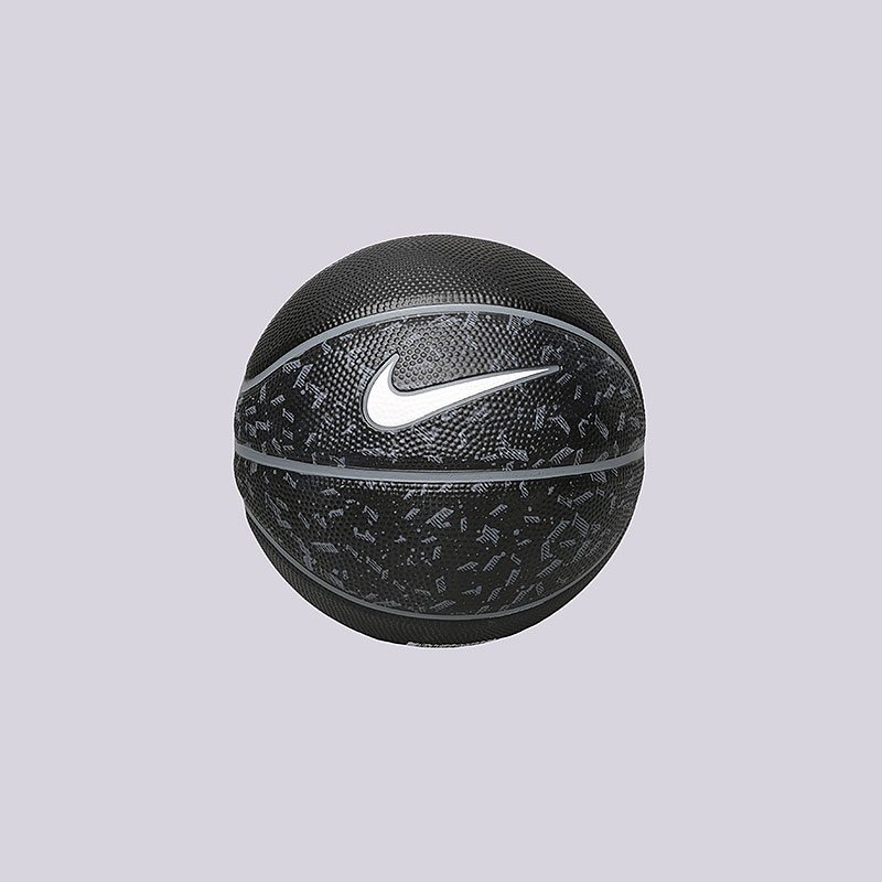 Мяч Nike Swoosh MiniМячи<br>Резина<br><br>Цвет: Черный<br>Размеры US: 3