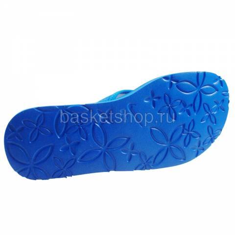 женский голубой, зеленый, белый  wmns celso thong 314870-413 - цена, описание, фото 4