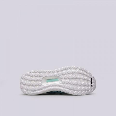 женские голубые  кроссовки adidas ultraboost uncaged w S80781 - цена, описание, фото 2