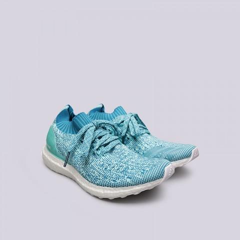 Купить женские голубые  кроссовки adidas ultraboost uncaged w в магазинах Streetball - изображение 4 картинки