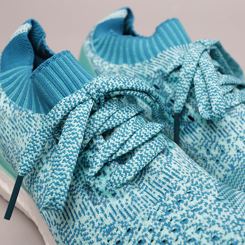 Купить женские голубые  кроссовки adidas ultraboost uncaged w в магазинах Streetball изображение - 5 картинки