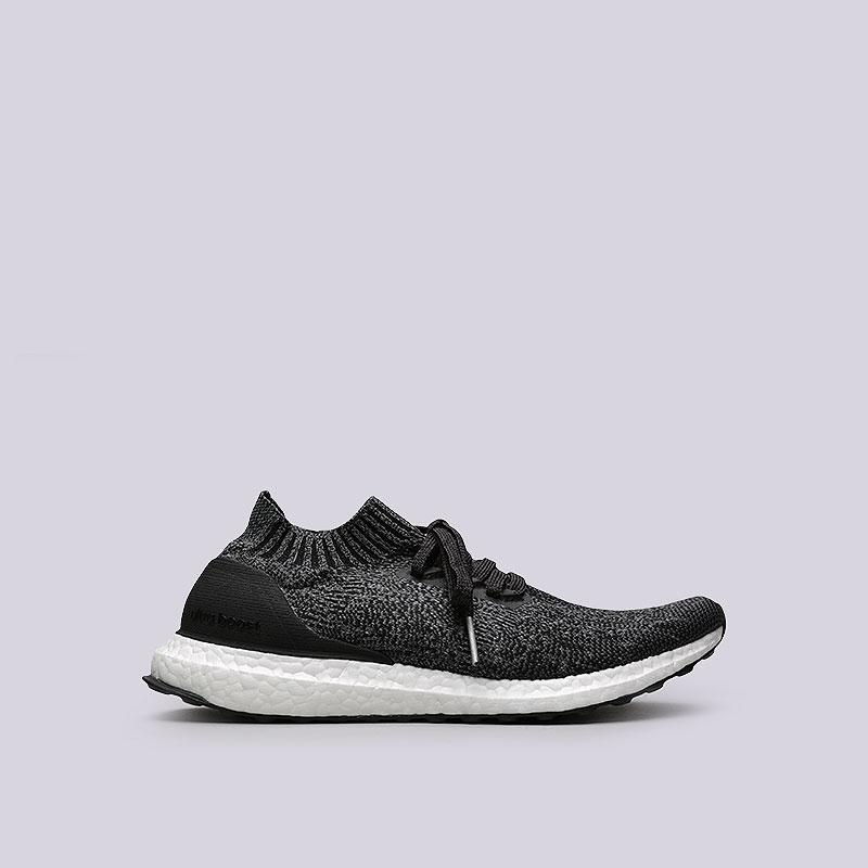 Кроссовки adidas UltraBoost UncagedКроссовки lifestyle<br>Текстиль, синтетика, резина<br><br>Цвет: Черный<br>Размеры UK: 7;7.5;8;8.5;9;9.5;10;10.5;11<br>Пол: Мужской