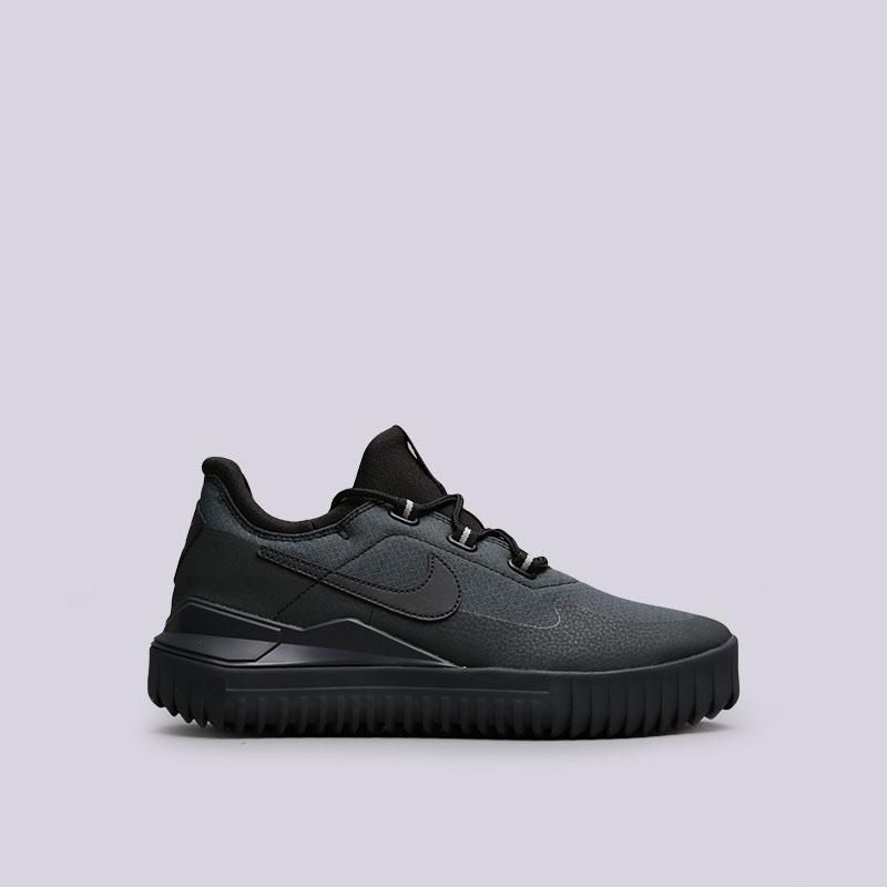 Кроссовки Nike Sportswear Air WildКроссовки lifestyle<br>Синтетика, текстиль, резина<br><br>Цвет: Черный<br>Размеры US: 12<br>Пол: Мужской