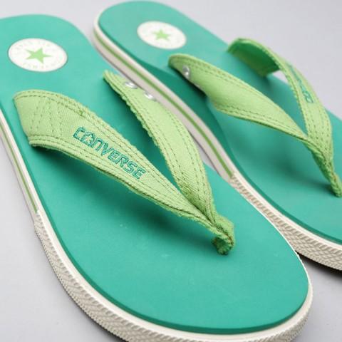 Купить зелёные  сланцы converse ct sandal в магазинах Streetball - изображение 3 картинки