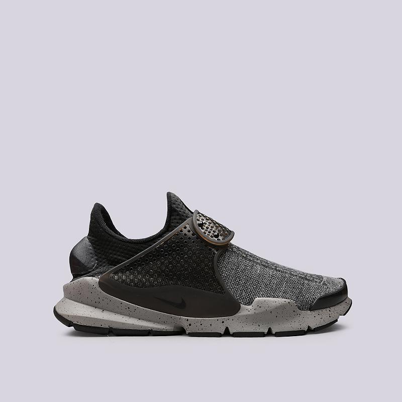 Кроссовки Nike Sportswear Sock Dart SE PremiumКроссовки lifestyle<br>Текстиль, резина, пластик<br><br>Цвет: Серый<br>Размеры US: 13<br>Пол: Мужской