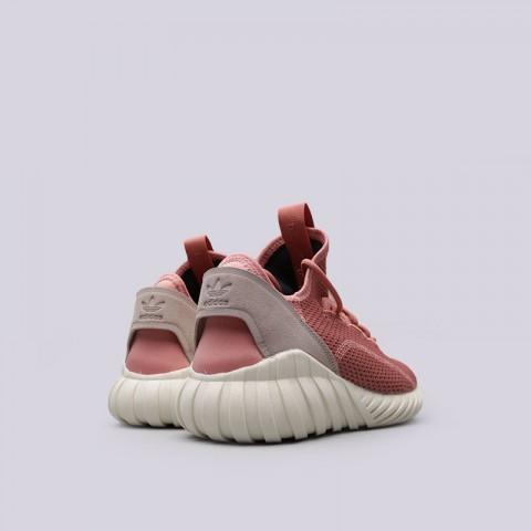 Купить женские розовые  кроссовки adidas tubular doom sock pk w в магазинах Streetball - изображение 3 картинки