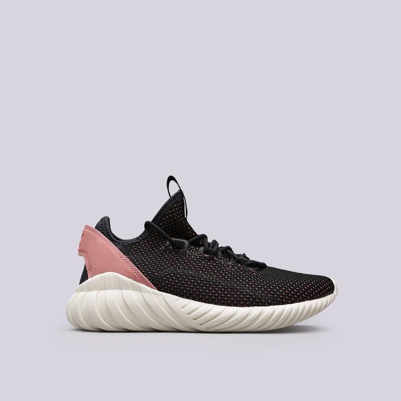 Кроссовки adidas Originals Tubular Doom Sock PK WКроссовки lifestyle<br>Текстиль, кожа, резина<br><br>Цвет: Черный<br>Размеры UK: 5;5.5;6;6.5<br>Пол: Женский