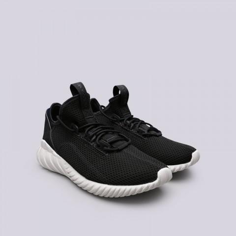 мужские черные  кроссовки adidas tubular doom sock BY3563 - цена, описание, фото 4
