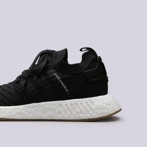 Купить мужские черные  кроссовки adidas nmd_r2 pk в магазинах Streetball - изображение 5 картинки