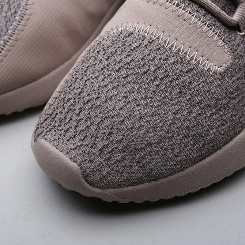 мужские бежевые  кроссовки adidas tubular shadow BY3574 - цена, описание, фото 5