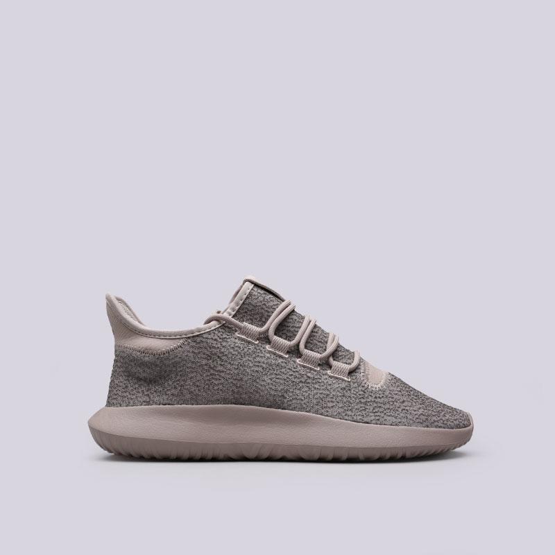 611000bd8 мужские бежевые кроссовки adidas tubular shadow BY3574 - цена, описание,  фото 1