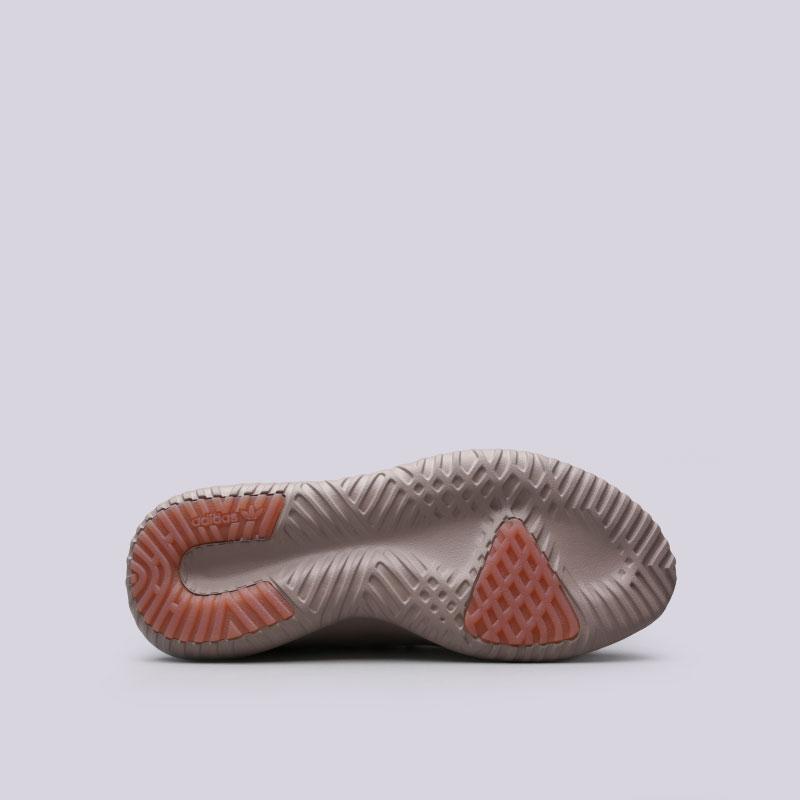 мужские бежевые  кроссовки adidas tubular shadow BY3574 - цена, описание, фото 2