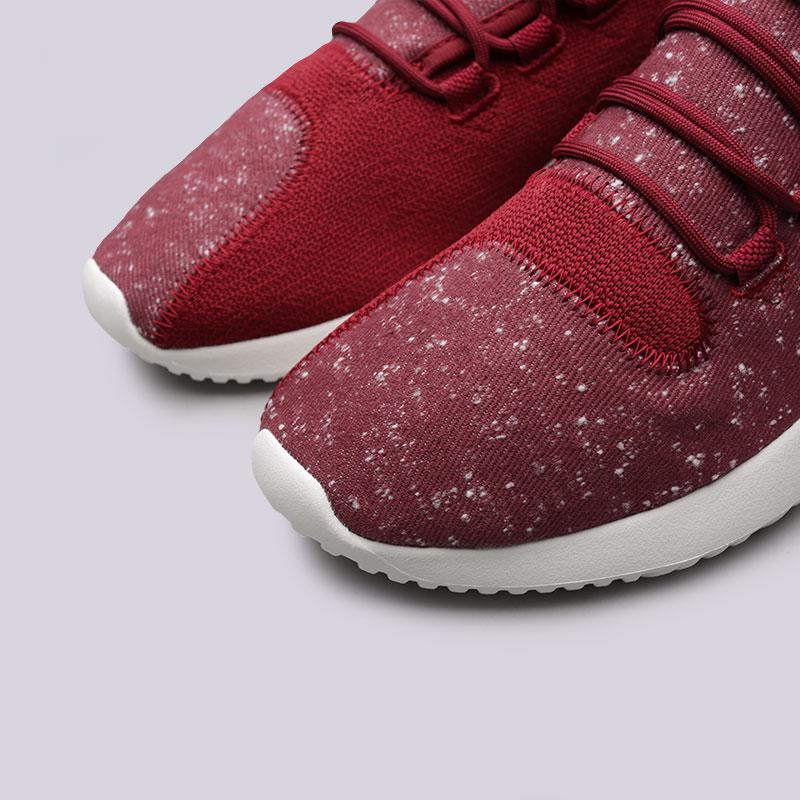 мужские красные  кроссовки adidas tubular shadow BY3571 - цена, описание, фото 5