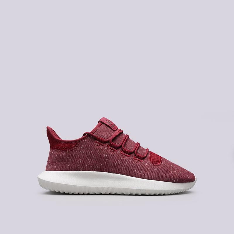 Кроссовки adidas Tubular ShadowКроссовки lifestyle<br>Текстиль, кожа, резина<br><br>Цвет: Красный<br>Размеры UK: 7.5;8<br>Пол: Мужской