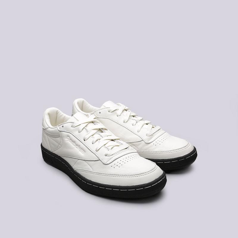 715a5cb2 мужские белые кроссовки reebok club c 85 np BS7683 - цена, описание, фото 4