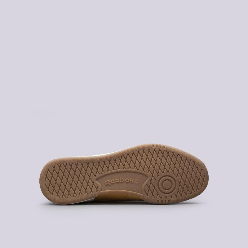 97976b83 мужские жёлтые кроссовки reebok club c 85 wp BS5205 - цена, описание, фото 2