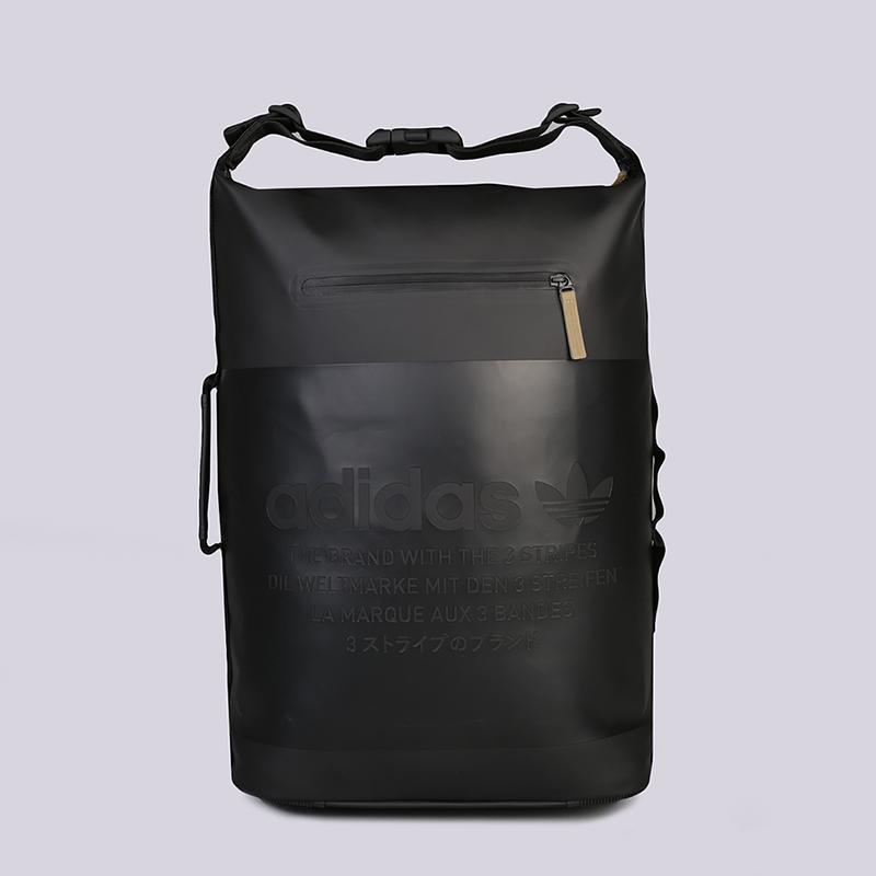 Рюкзак adidas NMD BP NightСумки, рюкзаки<br>Полиэстер<br><br>Цвет: Черный<br>Размеры UK: OS