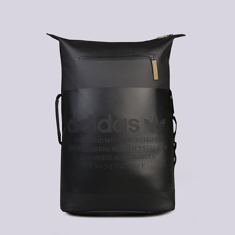 Рюкзак adidas Originals NMD BP DayСумки, рюкзаки<br>Полиэстер<br><br>Цвет: Черный<br>Размеры UK: OS