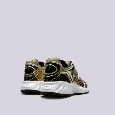 женские золотые  кроссовки puma prevail metal wn's 36413502 - цена, описание, фото 3