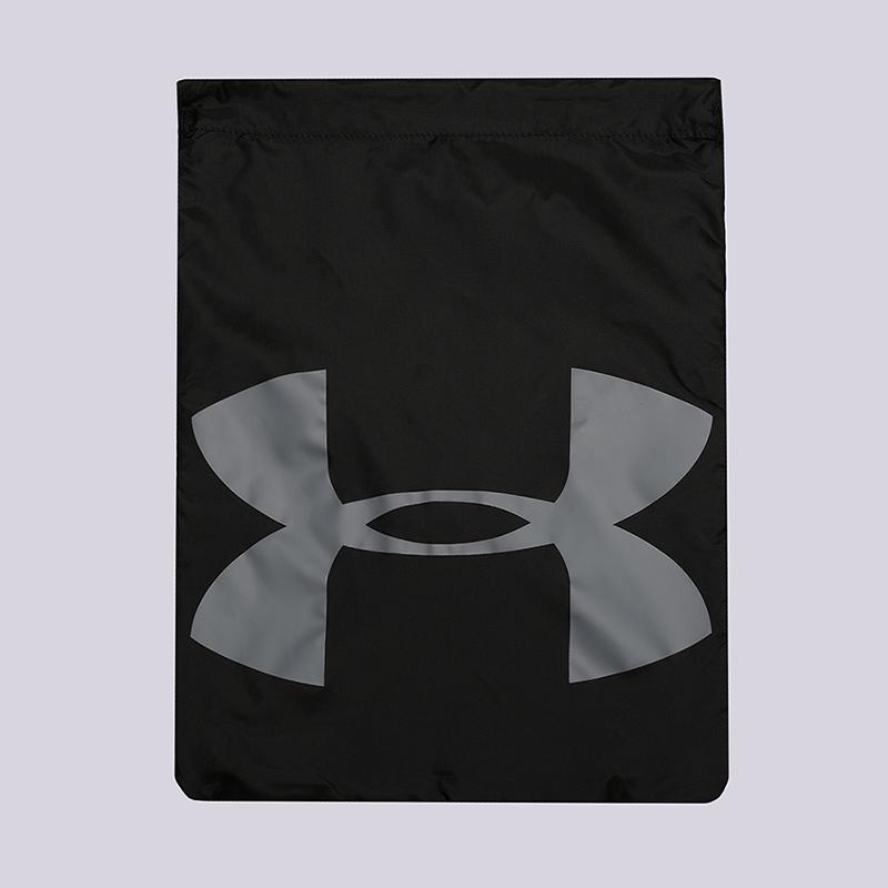 Мешок Under armour UA Ozzie SackpackСумки, рюкзаки<br>Полиэстер<br><br>Цвет: Черный<br>Размеры : OS
