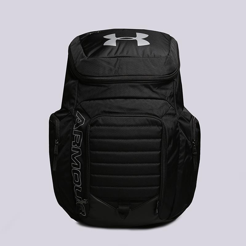 Рюкзак Under armour Undernianble II 35LСумки, рюкзаки<br>Полиэстер<br><br>Цвет: Черный<br>Размеры : OS