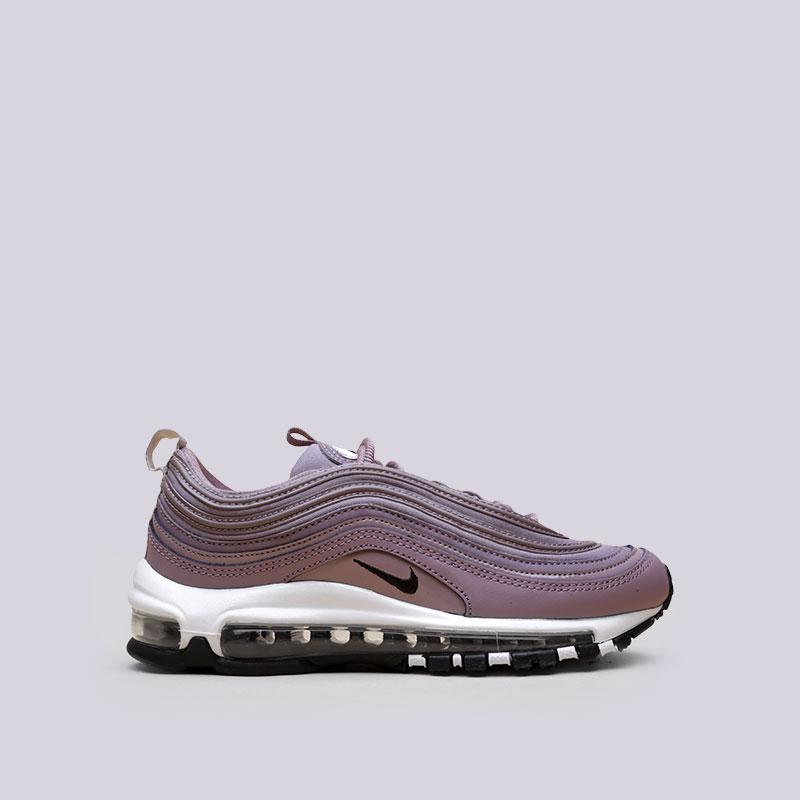 Кроссовки Nike WMNS Air Max 97 PRMКроссовки lifestyle<br>Текстиль, резина<br><br>Цвет: Фиолетовый<br>Размеры US: 6.5;7;8.5;9<br>Пол: Женский