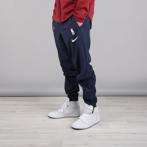 Брюки Nike Cleveland Cavaliers Showtime Pant
