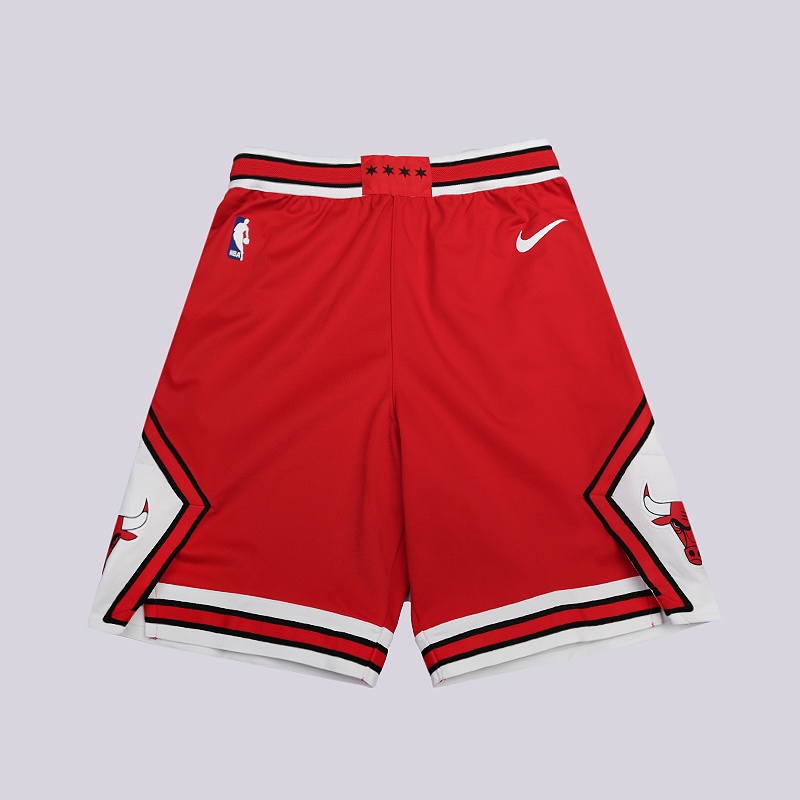 Шорты Nike Chicago Bulls Icon Edition Authentic NBA Shorts