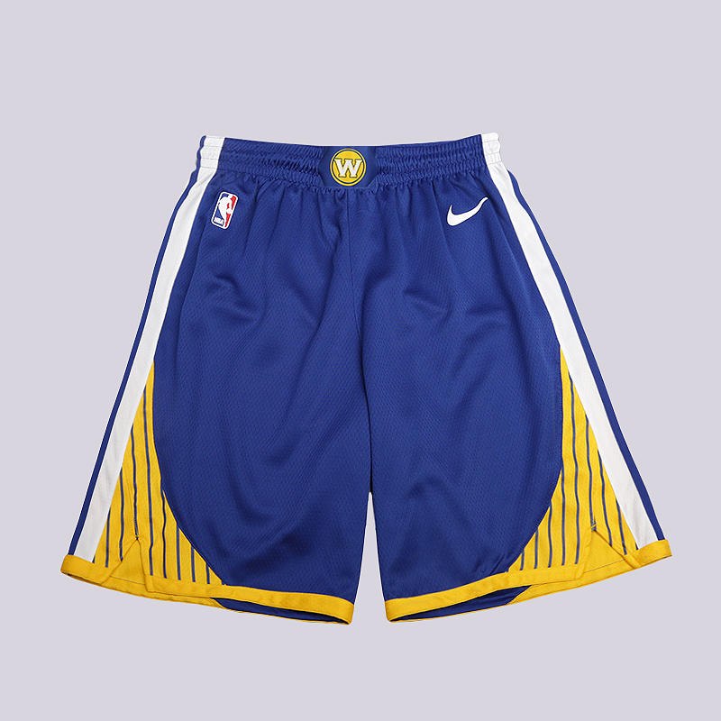 Шорты Nike Golden State Warriors Icon Edition Swingman NBA Shorts