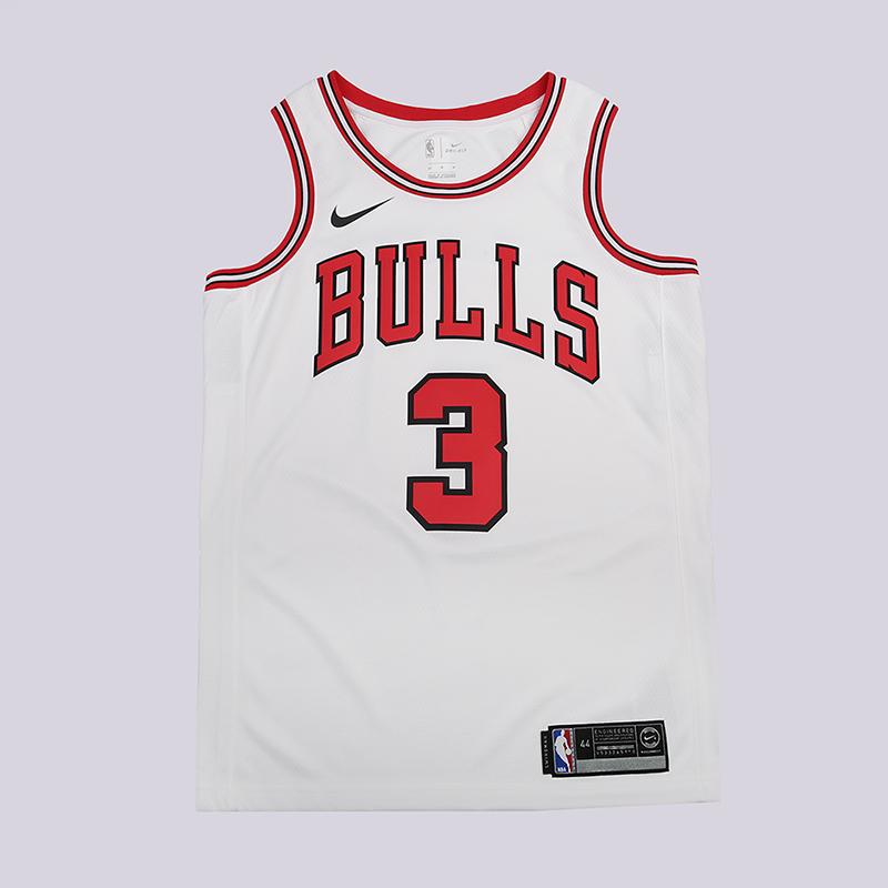 Майка Nike Icon Swingman NBA Jersey Dwyane WadeБезрукавки<br>100% политэстер<br><br>Цвет: Белый<br>Размеры US: L;XL;2XL<br>Пол: Мужской