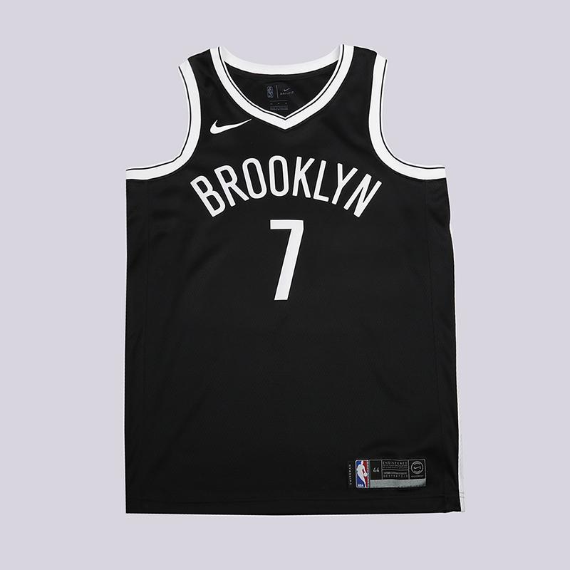 Майка Nike Jeremy Lin Icon Edition Swingman JerseyБезрукавки<br>100% полиэстер<br><br>Цвет: Черный<br>Размеры US: S;M;L;XL;2XL<br>Пол: Мужской