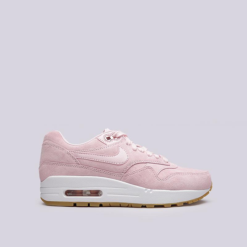 Кроссовки Nike WMNS Air Max 1 SDКроссовки lifestyle<br>Кожа, текстиль, резина<br><br>Цвет: Розовый<br>Размеры US: 6;6.5;7;7.5;8;8.5;9<br>Пол: Женский