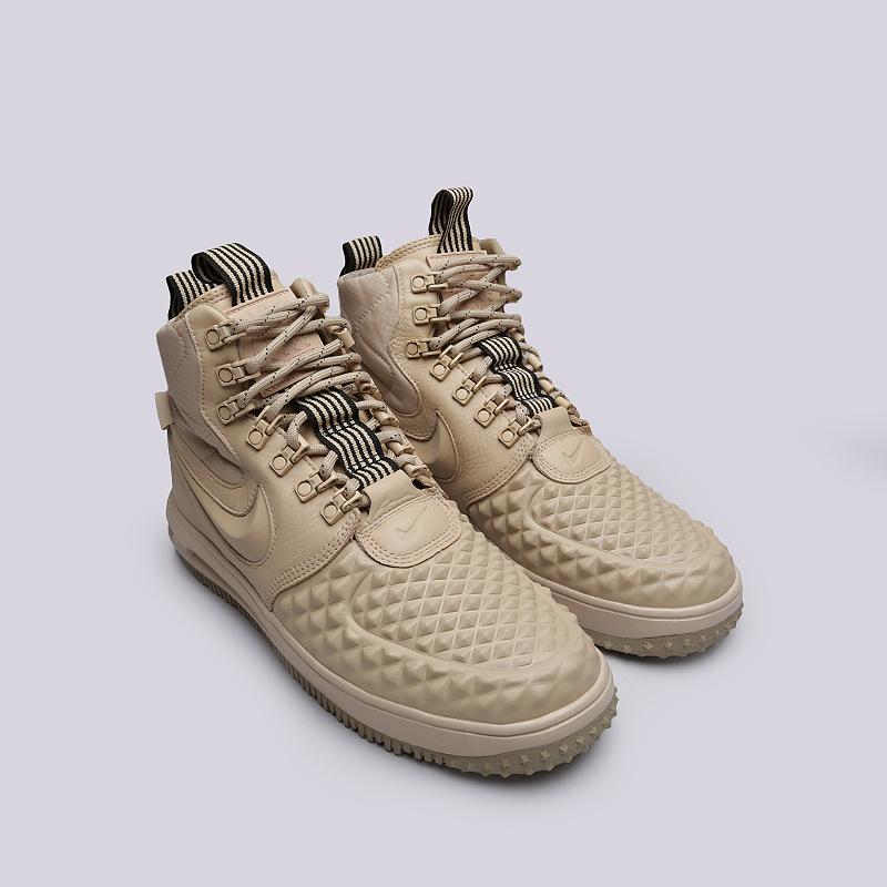 fd911a45 мужские бежевые ботинки nike lf1 duckboot `17 916682-201 - цена, описание,