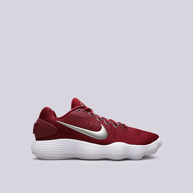 Кроссовки Nike Hyperdunk 2017 Low TBКроссовки баскетбольные<br>Текстиль, пластик, резина<br><br>Цвет: Бордовый<br>Размеры US: 8;8.5;9;9.5;10;10.5;11;11.5;14<br>Пол: Мужской