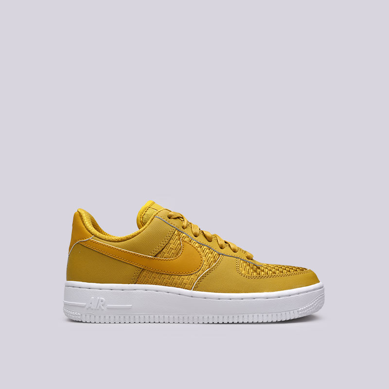 Кроссовки Nike WMNS Air Force 1 07 PinnacleКроссовки lifestyle<br>Кожа, текстиль, синтетика, резина<br><br>Цвет: Жёлтый<br>Размеры US: 6;6.5;7;7.5;8;8.5;9<br>Пол: Женский