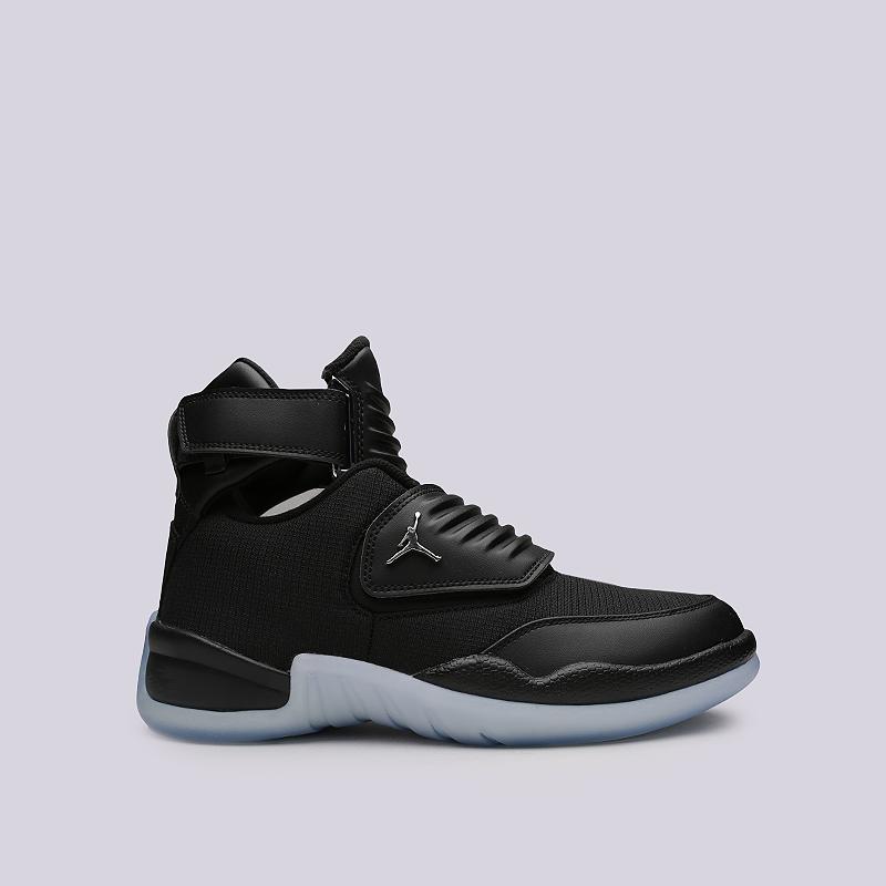 Кроссовки Jordan Generation 23Кроссовки lifestyle<br>Кожа, текстиль, резина<br><br>Цвет: Черный<br>Размеры US: 8;8.5;9;9.5;11;11.5;12.5<br>Пол: Мужской